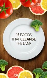 Secret Foods that Cleanse the Liver, 15 Liver Cleansing Foods