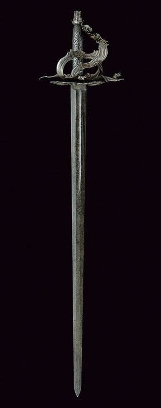 Rapier. Dated: 19th century. Culture: European. | Copyright © 2015 Czerny's International Auction House S.R.L.