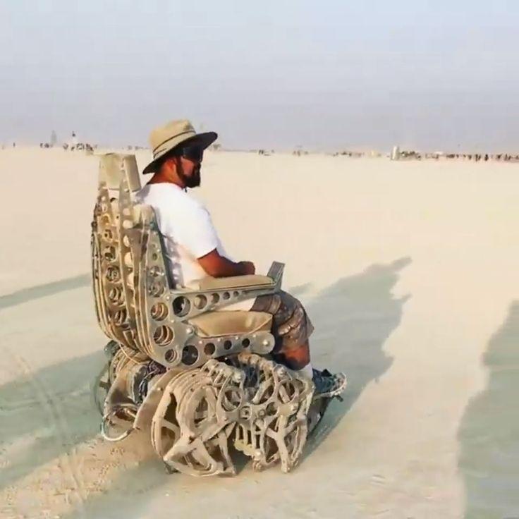 Crab chair amazing