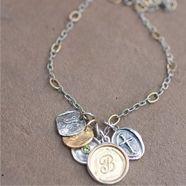 Waxing Poetic Jewelry   John Wind Jewelry   Personalized Women's Jewelry