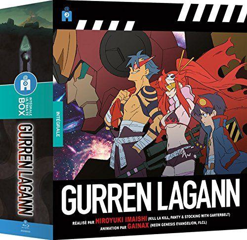 Gurren Lagann - intégrale Ultimate [Blu-ray] [Édition Ultimate intégrale] @Anime http://www.amazon.fr/dp/B00NNVJCKW/ref=cm_sw_r_pi_dp_UQwFwb0YVCX3A
