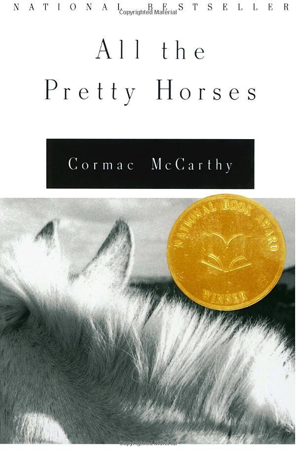 Huge fan of Cormac McCarthy!