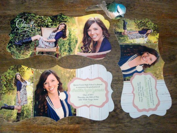 24 best Graduation invitations images on Pinterest Graduation