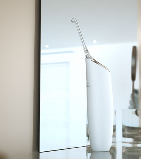 f r personen die nicht regelm ig zahnseide benutzen ist der airfloss ultra die einfachste art. Black Bedroom Furniture Sets. Home Design Ideas