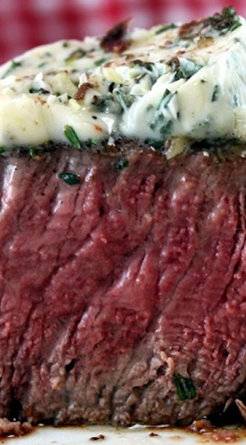Restaurant Style Filet Mignon. My mouth is watering!