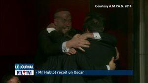 Oscars 2014: Mr Hublot remporte l'Oscar du meilleur court-métrage d'animation - Vidéo - RTL Vidéos