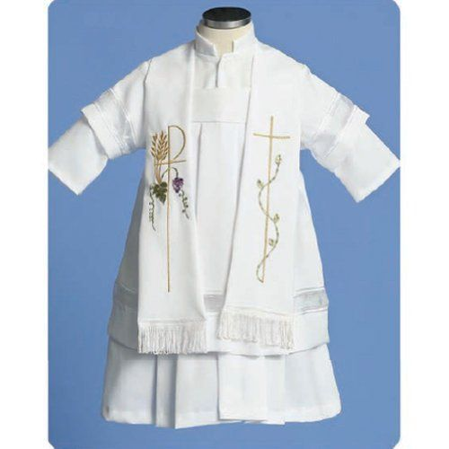 Angels Garment Baby Boys 3pc Embroidered Christening Outfit 36M *** Be sure to check out this awesome product.Note:It is affiliate link to Amazon. #food
