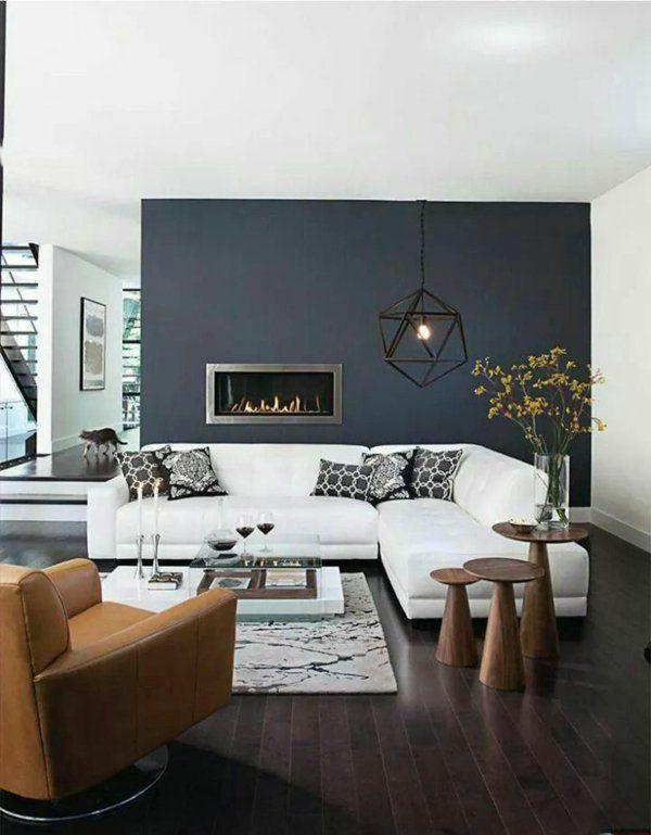 Wandfarben kombinieren - Ideen, wie Sie schöne Wände kreieren