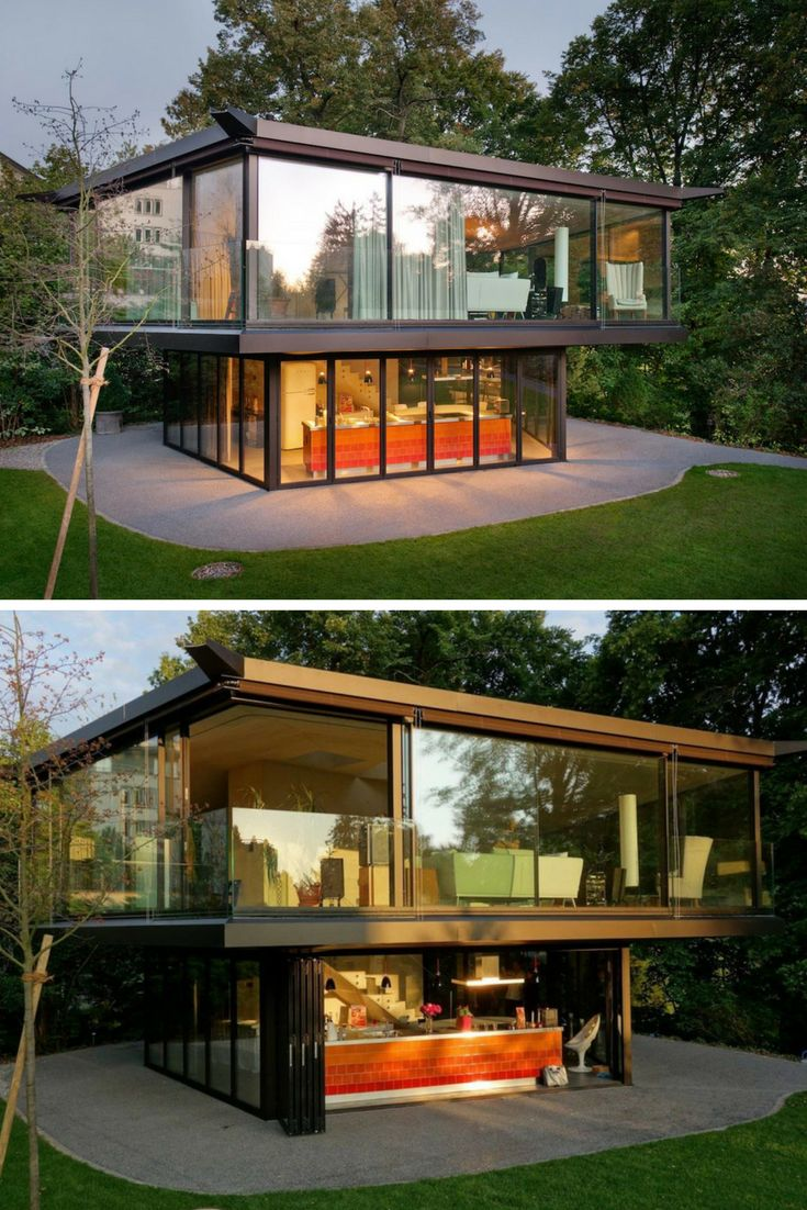 Homes out of the ordinary 10 handpicked ideas to for Amazing houses inside and out