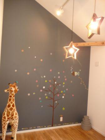 思わず参考にしたくなる♪ブログに紹介された子供部屋のおしゃれな照明たち