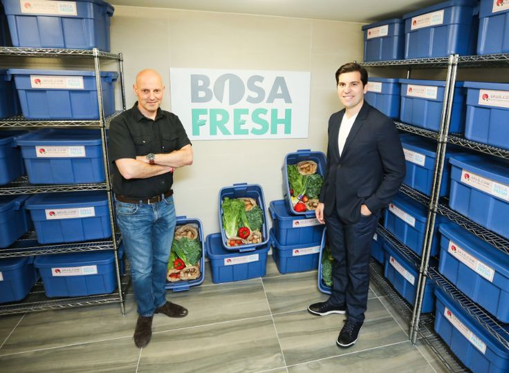 Bosa Properties in Business in Vancouver
