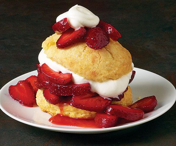 Classic-Strawberry-Shortcake recipe