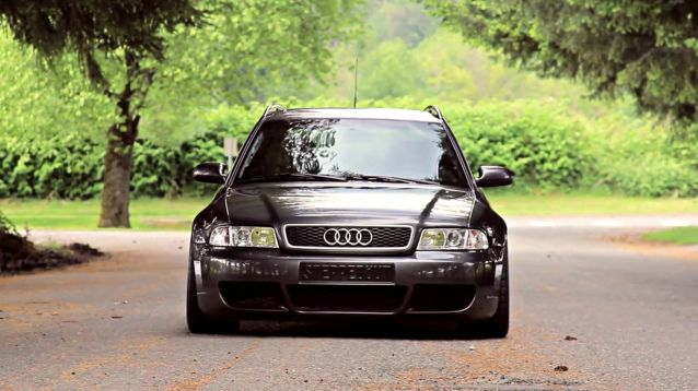 Audi S4 Avant (B5)
