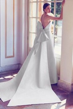 Robe de mariée Porto Venere par Giuseppe Papini collection 2017