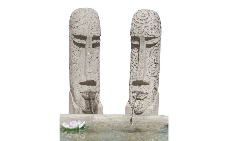 Eastern Island Head water feature - 300mm wide x 360mm deep x 1220mm high. Our enormous on-site warehouse in Perth is continually stocked with water features, meaning you can find what you love and take it home today! Drovers inside and out.