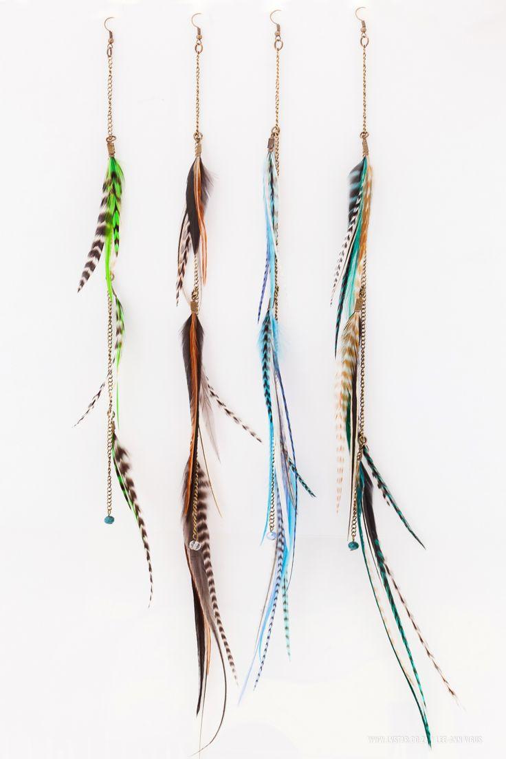 3 Tier Earring