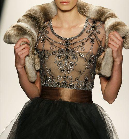 Baroque favorite oscar fashion style pinterest for Modern baroque style