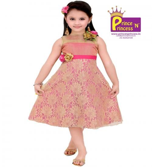 Kids cute Party & Birthday frock.. BUY Online @ www.princenprincess.in