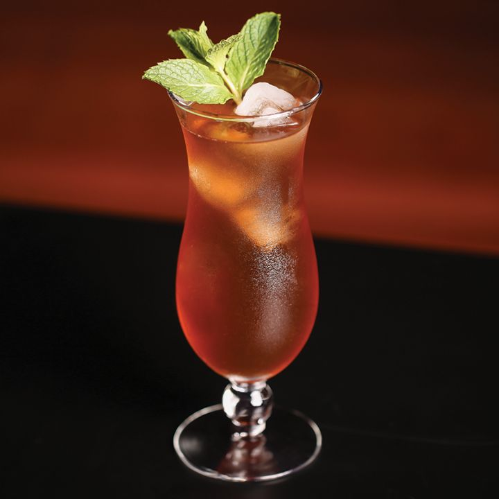 Zombie: This tropical drink by legendary Donn Beach of Don the Beachcomber restaurant kicked off the Tiki craze.