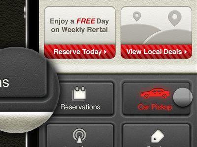 Car rental #Mobile