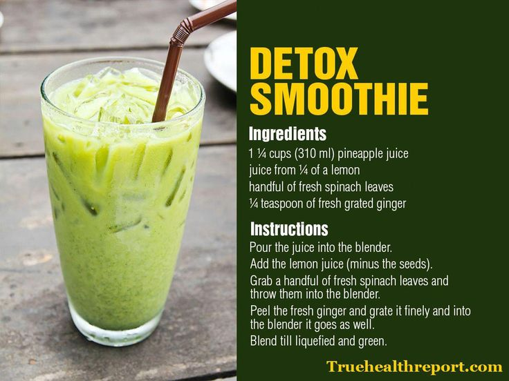 Find out the surprising benefits of a natural detox cleanse for health and weigh...