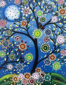 Tree Painting | eBay