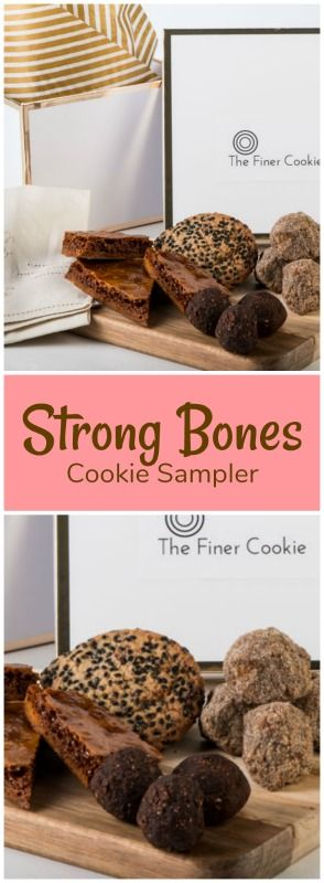 #cookies #buymycookies #strongbones #sampler