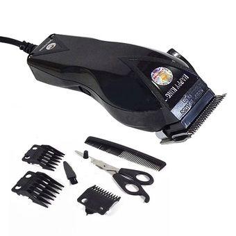 Belanja Happy King HK-900 Profesional Hair Clipper Trimmer - Mesin Potong Rambut - Hitam Murah - Belanja di Lazada. FREE ONGKIR & Bisa COD.
