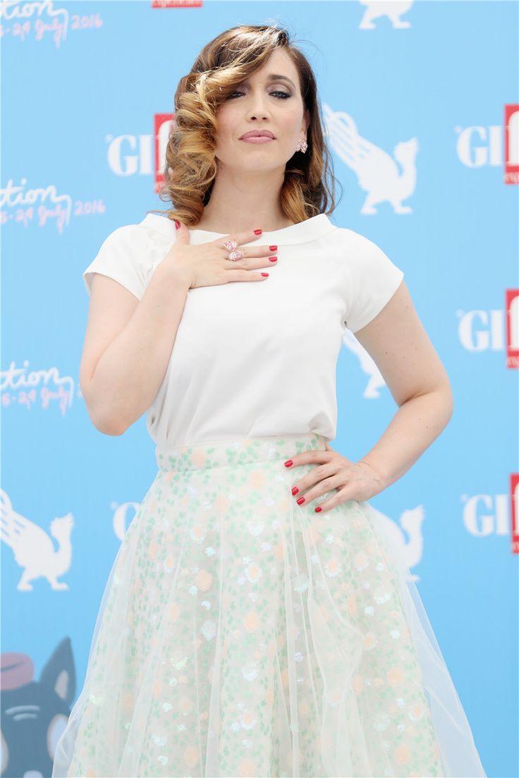 Chiara Francini at Giffoni Film Festival Style | Zhiboxs.com