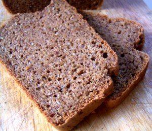 Хлеб для бутербродов (без злаков и крахмала)