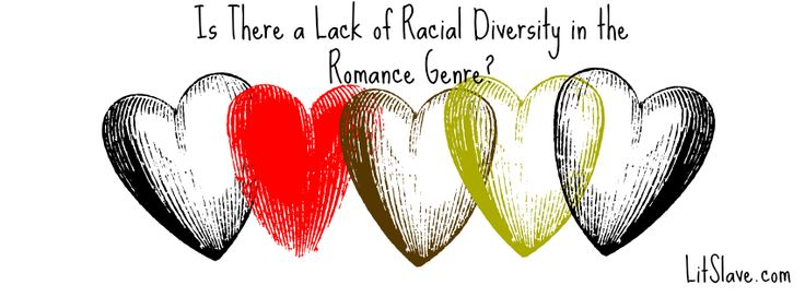 Is There a Lack of Racial Diversity in the Romance Genre?