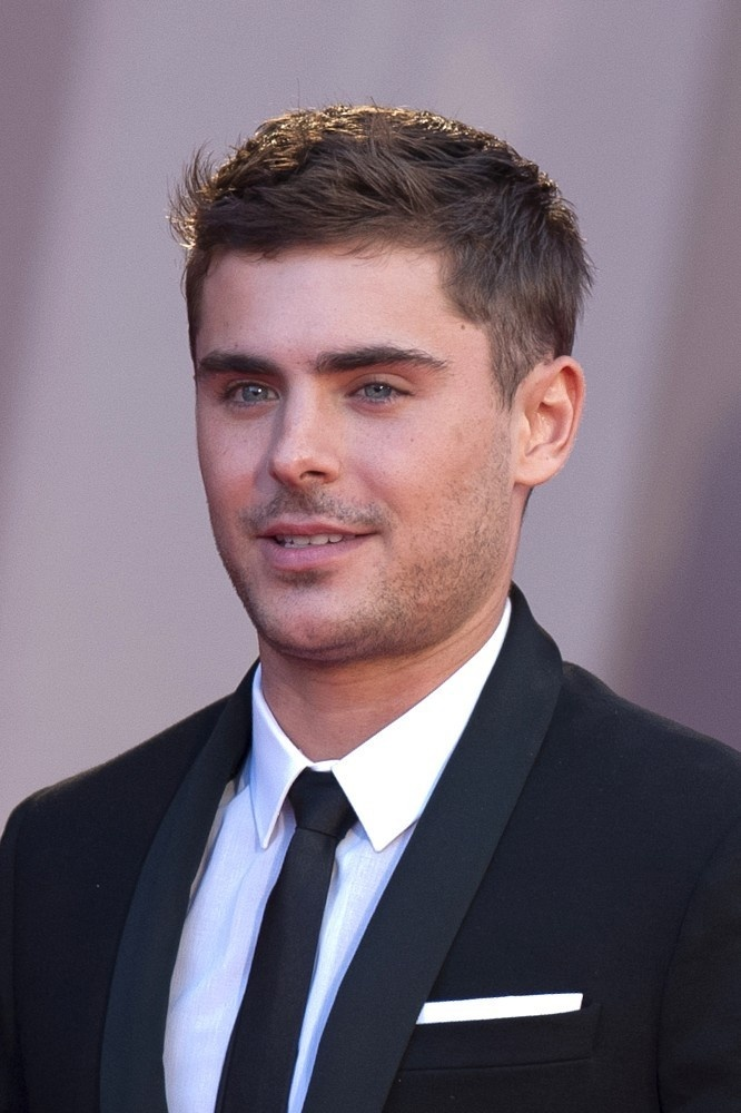 Men s hairstyles short zac efron idea Bravo