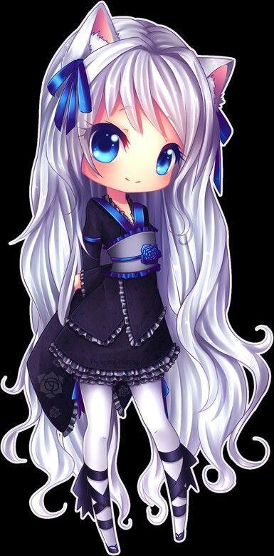 Pin by princess kitty on kawaii yuss pinterest kawaii - Wolf girl anime pictures ...