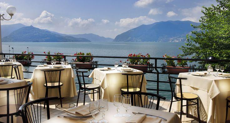 Storico ristorante sul Lago di Iseo che propone cucina vegano e non solo...