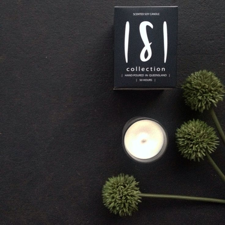 The SCOLLECTION candles