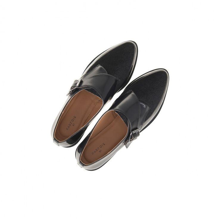 Zapatos Blucher Fur
