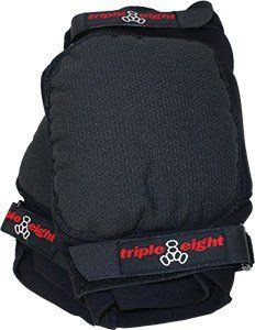 Triple 8 Second Skins Kevlar Knee Pad - Large by Triple 8. $20.95. Flexible and unobtrusive, they do the job without the bulk.