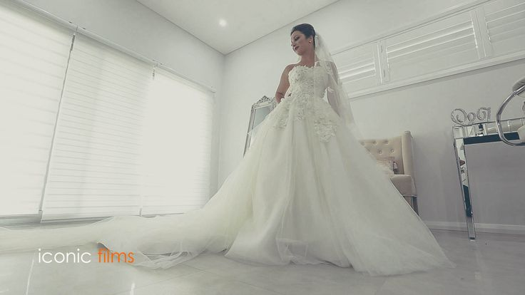 Zeynep in Norma Bridal Couture