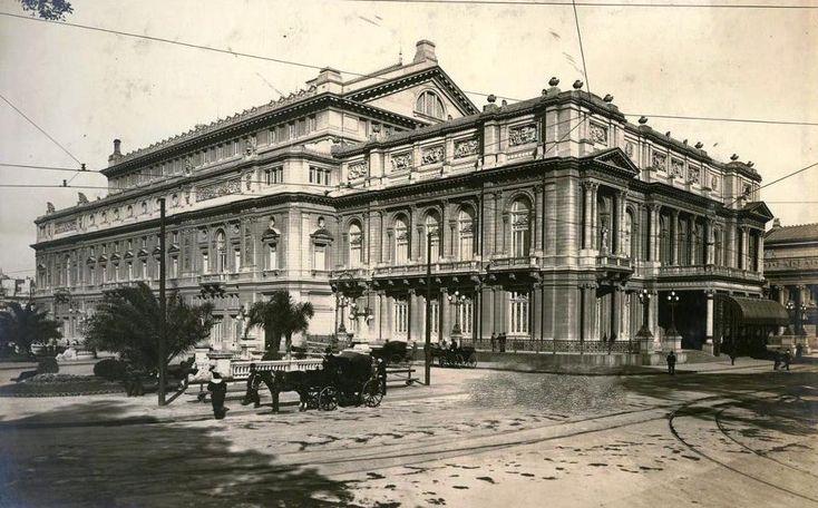 Buenos Aires, Teatro Colón.