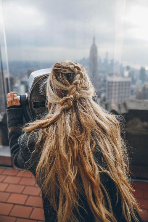 boho hair | braid