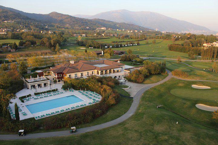 Asolo Golf Club - Club House