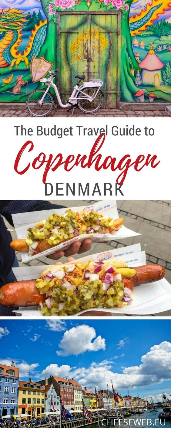 Adi shares her top tips on how to visit Copenhagen Denmark on a budget, includin…