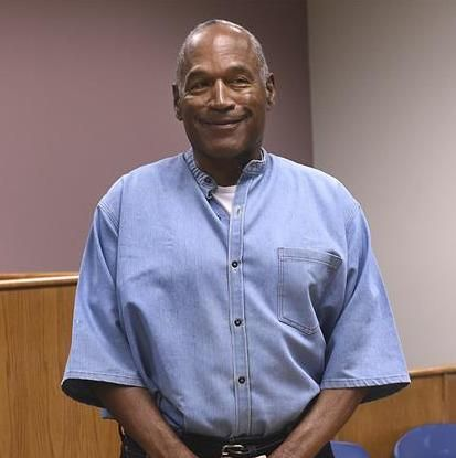 OJ Simpson Could Be Out Of Prison On Monday