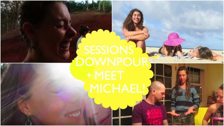 Hawaii: First Sessions, Downpour & Meet Michael!