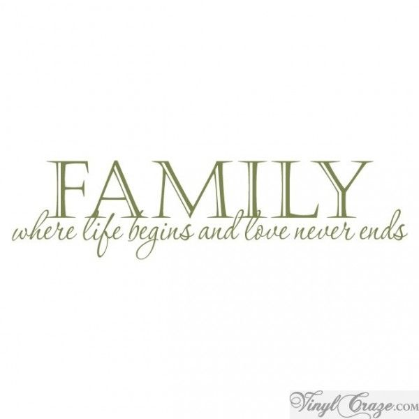family quotes and sayings - Bing Images