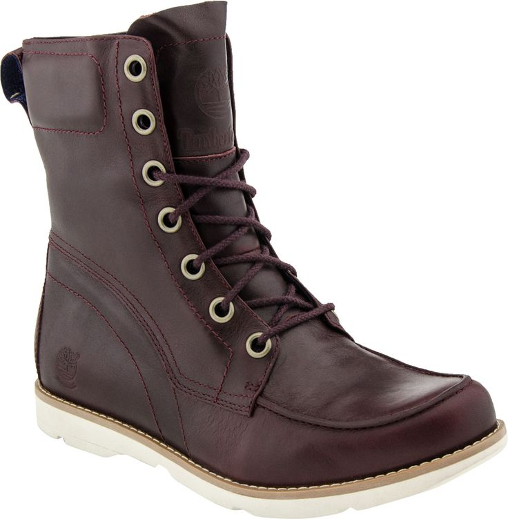 Timberland women's boots are on-trend for the winter season