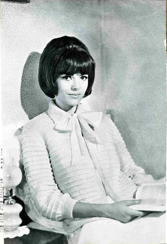 patron tricot vintage