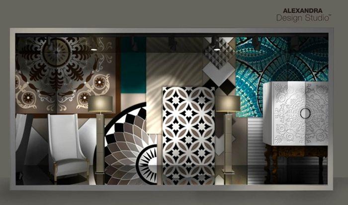L'Antic Colonial ya ha iniciado el proceso de remodelación de su espacio expositivo para mostrar de forma atractiva sus nuevos pavimentos y revestimientos de materiales naturales, mosaicos y propuestas para baño.