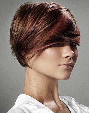 hair colour ideas for short hair 2015. as you know short haircuts are in trend but can accompany your hairstyle with some hair color. here few color ideas which try on colour for 2015