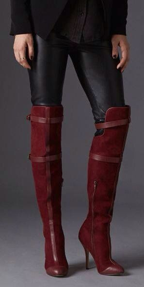 Love these boots.                                                                                                                                                                                 More